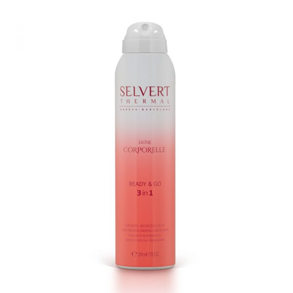 Firming Anticellulite and Moisturising. 3 in 1
